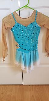 Beautiful jeweled dress!