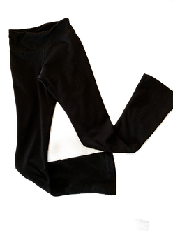 Classic Chloe Noel Skating pants in black. Email robynachilles@gmail.com