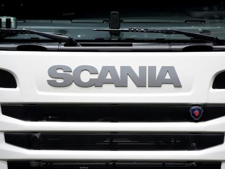 Scania assegura investimento no Brasil de R$ 1,4 bi,prometido antes da pandemia