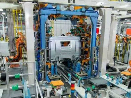 Scania começa a produzircaminhão movido a gás natural na fábrica da região