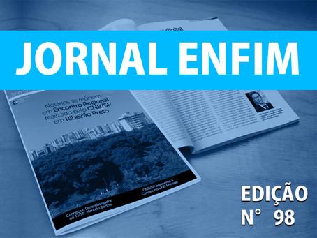 Leia o Jornal Enfim: Edição Nº 98