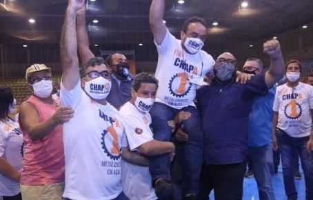 Metalúrgicos de Guarulhos elegem Chapa 1, Josinaldo Cabeça será o presidente
