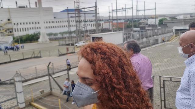 TRABALHADORES DA GM DE SCS REJEITAM CONTRAPROPOSTA APRESENTADA E PERMANECEM EM GREVE 04.10.21 2turno