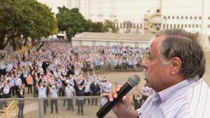 Trabalhadores da GM/S.C.Sul rejeitam em assembléia proposta parcial apresentada pela empresa e greve