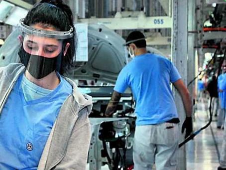 Excedente das montadoras chega a 2.920 trabalhadore