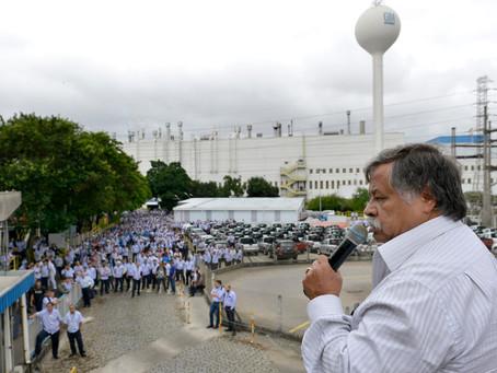 Sindicato realiza assembleia na GM e discute temas importantes para os trabalhadores
