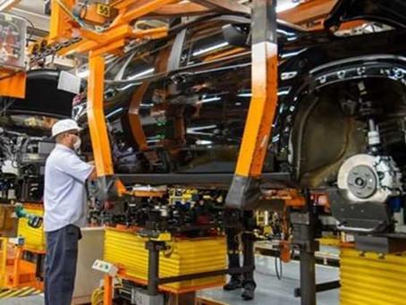 Segundo Anfavea, produção de veículos cai 2% entre os meses de julho e junho