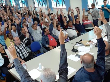 Metalúrgicos da Força mobilizam todo o Estado por aumento e direitos