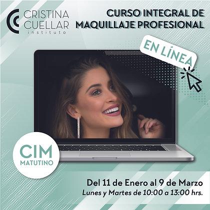 Curso Integral de Maquillaje - 11 enero