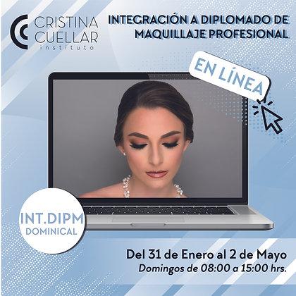 Integración a Diplomado de Maquillaje