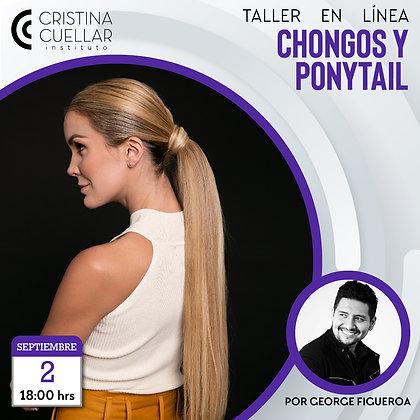 Chongos y ponytail