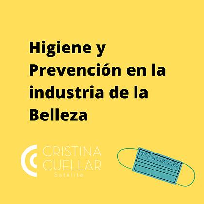 Higiene y Prevención en la Industria de la Belleza