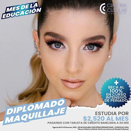 Diplomado de Maquillaje Profesional - 23 enero