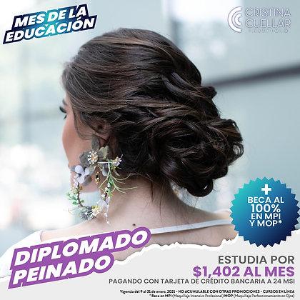 Diplomado de Peinado Profesional
