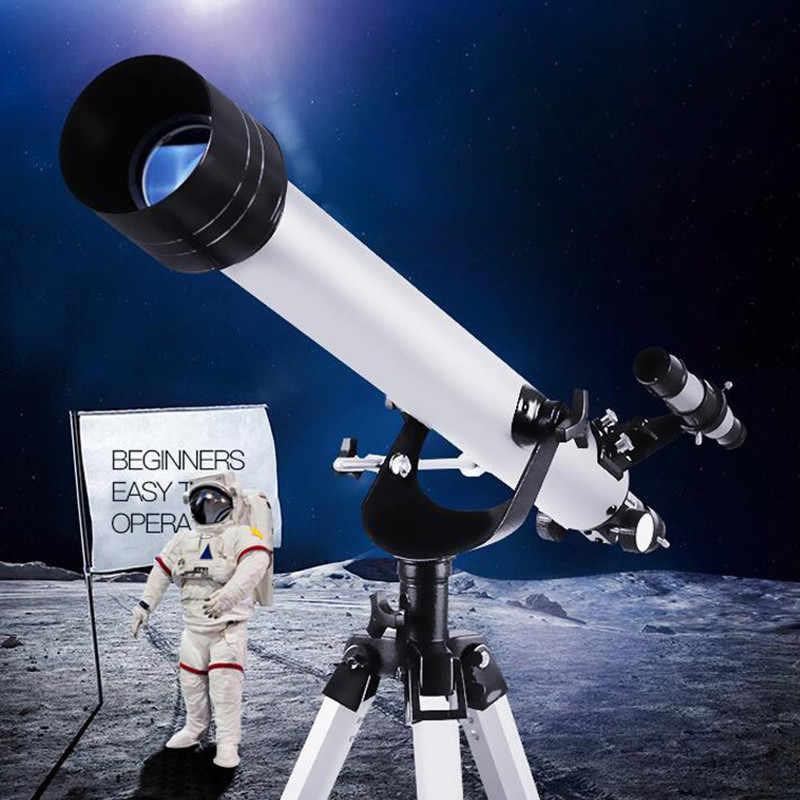 Мобильный планетарий. Телескоп