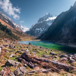 Lac de Suyen  Retrouvez cette photo dans le SHOP :