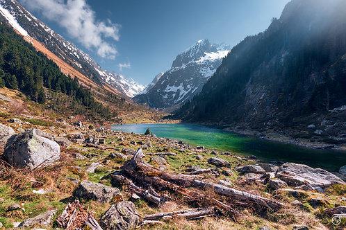 Lac de Suyen, Pyrénées