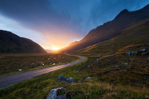 Beinn Bhan, Scotland