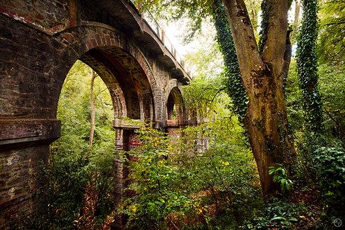 Viaduc des Pourrhis - Bretagne