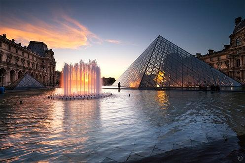 Fontaine dorée, Paris