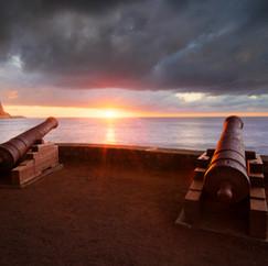 Canons du Barachois  Retrouvez cette photo dans le SHOP :