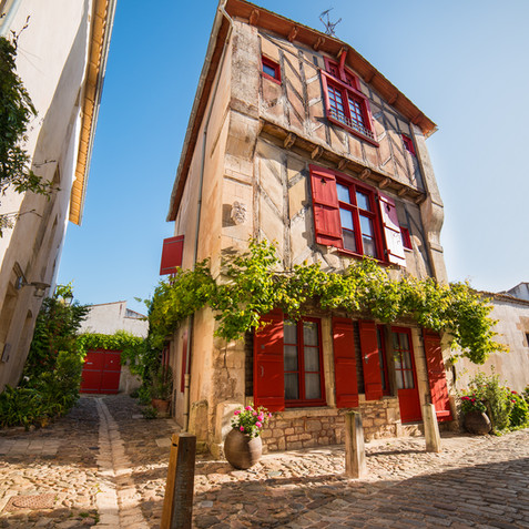 Charmante maison d'Ars-en-Ré