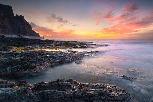 Cap La Houssaye 2020 (Paysage) - Tableau