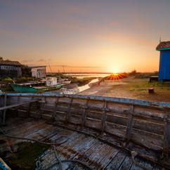 Barque de Fort Royer  Retrouvez cette photo sur le SHOP :