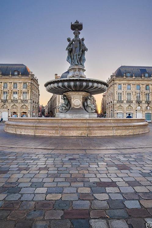 Les Trois Grâces - Bordeaux