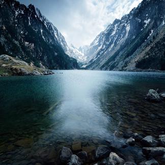 Lac de Gaube  Retrouvez cette photo dans le SHOP :