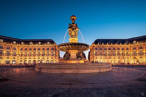 Les Trois Grâces, Bordeaux