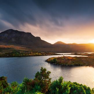 Loch Lurgainn  Retrouvez cette photo dans le SHOP :