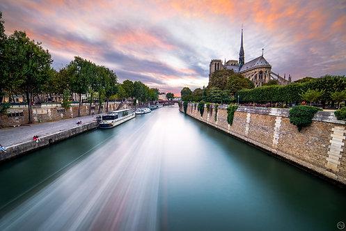 Fast Life, Notre-Dame de Paris