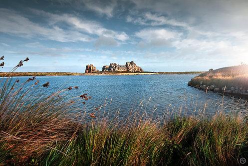 Maison entre les deux rochers - Bretagne