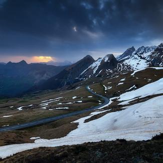 Col d'Aubisque, Pyrénées   Retrouvez cette photo dans le SHOP :