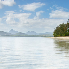Île au Bénitier et Grand Morne