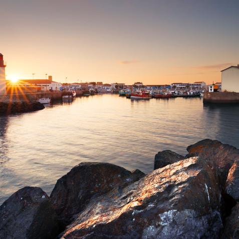 Port de La Cotinière  Retouvez cette photo sur le SHOP :