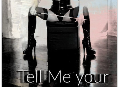 Mistress Ayn - Online sessions and talk + Custom video now available
