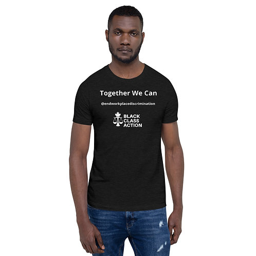 Together We Can Short-Sleeve Unisex T-Shirt