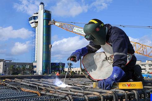 Construction of Multi-Purpose Terminal Alexandria Sea Port1.jpg