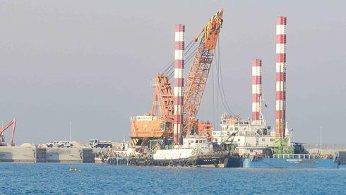 Construction of Two Berths (9 & 10) In Ras Al-Khair Port5.jpg