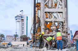 Construction of Multi-Purpose Terminal Alexandria Sea Port5