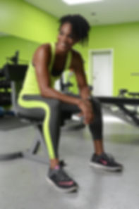 personal trainer in little rock