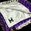 Thumbnail: 10LB Luxie Purple/Silver