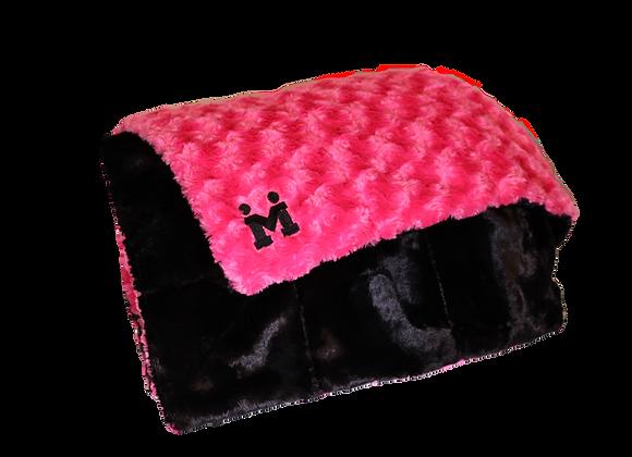 10LB Luxie Pink/Black