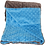 Thumbnail: Moxie Blue 5LB Weighted Blanket