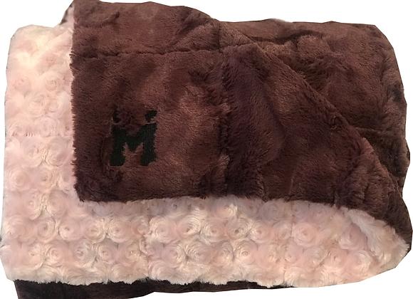 10LB Mauve/Soft Pink Luxie