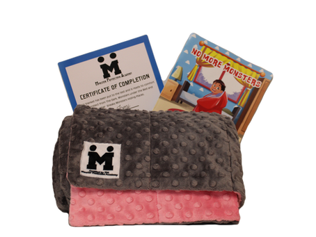 Moxie Blankets aims to Ease Child Nightmares
