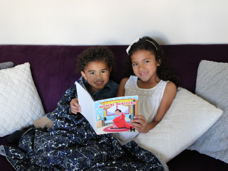Moxie Blankets Helps to Ease Child Nightmares and Lessen Symptoms of Anxiety and Stress for All
