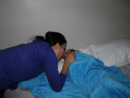 Start Using a Weighted Blanket for a Great Night Sleep